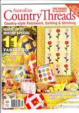 Australian Country Threads - Volume 08 No 07 - 2008