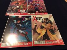 X-Men (Marvel Now!) Issues 1-4 Set