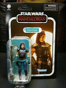 """Star Wars vintage collection Cara Dune action figure 3.75"""" VC164 CASE FRESH cond"""