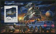 DJIBOUTI  2018  SPECIAL TRANSPORT S/S  MINT NEVER HINGED
