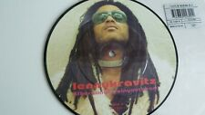 """LENNY KRAVITZ:IS THERE ANY LOVE IN YOUR HEART UK 7"""" PICTURE DISC LTD EDITION"""