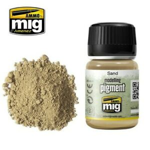 AMMO by MIG Pigments Sand AMIG3012