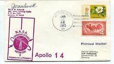 1971 Apollo 14 NASA Communications Network McDewell Space Cover SIGNED
