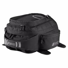 NEW ICON URBAN TANK BAG - BLACK FREE SHIPPING SAVE $$$