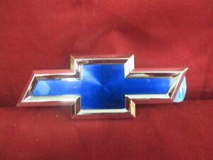 NOS OEM Chevrolet Cavalier Hood Emblem 2000 - 02 BLUE