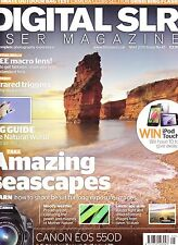 Digital SLR user  magazine with  Canon EOS 550D  camera  tested  ,  May  2010