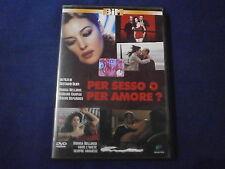 PER SESSO O PER AMORE - FILM IN DVD ORIGINALE - visitate COMPRO FUMETTI SHOP