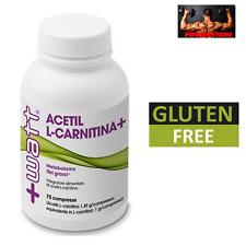 Watt acetilo carnitina ALC 150 Cpr. de 1 4 gr. para metabolismo grasa