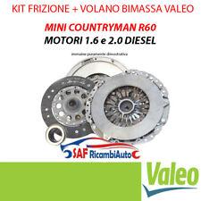 KIT FRIZIONE + VOLANO BIMASSA VALEO MINI COUNTRYMAN ONE COOPER 1.6 2.0 D N47C