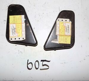 NOS GM 1985 BUICK SOMERSET RADIATOR GRILL SUPPORT LOWER BRACESET  25521364, 65