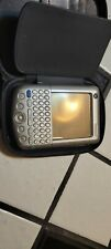 Palm Tungsten C Handheld Pda - Silver with stylus. No power cord. Does work