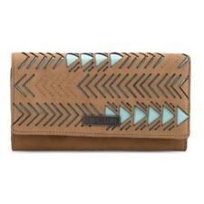 Rip Curl Eclipse RFID Leather Wallet Purse - Lwlbp1 Tan