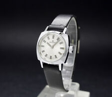 New Old Stock Ladies tiny EDOX Swiss MECHANICAL vintage watch NOS FHF 69-21