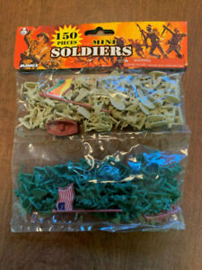 1/72 Scale Toy Soldiers / Army men - mix well with Airix Matchbox Revell Hat