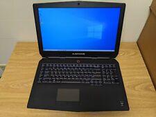 Alienware 17 R2 Laptop - i7-4720HQ / GTX 970M / 16gb Ram SSD + HDD (1)