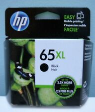 HP 65XL HIGH YIELD GENUINE BLACK INK CARTRIDGE, NEW IN BOX