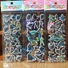 10 sheets Batman boys stickers party favours bag fillers