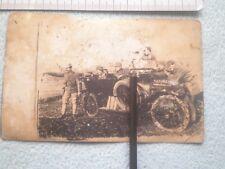 WWI WK1 AUTO CAR AUTOMOBILE FANTASTIC PHOTO AUSTRIA HUNGARY K.u.K.  FOTO ARMEE