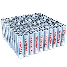 Tenergy AAA 1.2V High Capacity 1000mAh NiMH Rechargeable Batteries Cell Bulk Lot