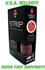 STRIP NC 1 oz Liquid Extra Strength Detox + 4 Cleansing Caps Fruit Punch Flavor