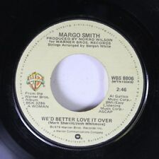 Country 45 Margo Smith - We'D Better Love It Over / If I Give My Heart To You On