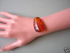 Honig Natur  Bernstein Poliert Schmuckverarbeitung 5,2 g Genuine Amber
