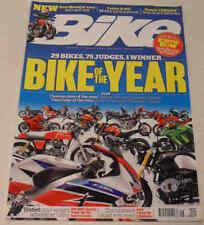 BIKE Sept 2014 Bike of the Year, BMW F800GS, Triumph Tiger 800,Honda Crossrunner