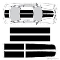 Chevy Colorado Amp Canyon Ez Rally Racing Stripes 3m Vinyl