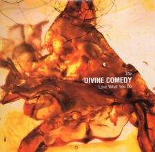 The DIVINE COMEDY	Love What You Do | French Promo 1-track CARD SLEEVE	CD SINGLE