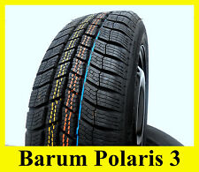 Winterräder auf Stahlfelgen Barum Polaris 195/65R15 Renault Megane 2 CC Scenic 2