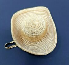 """Madame Alexander Doll Accessory ~ Straw Hat for a 8"""" Doll"""