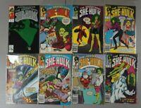Sensational SHE-HULK #2-59 Marvel Lot of 38 comics HOT Movie Bondage Covers