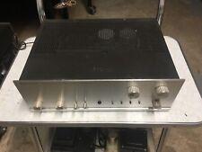 early 1970's Totl Kenwood Km-8002 basic stereo power amp