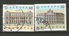 Cept / 1990  Schweiz  gest.
