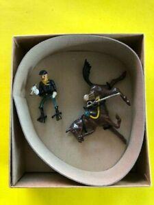 US CAVALRY * 7th Cavalry * Civil War * Custer * Metal pre-1970s * Mounted Bugler