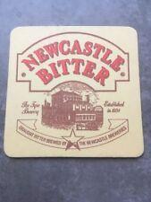 NEWCASTLE BITTER BEER MAT - DRIP MAT - COASTER