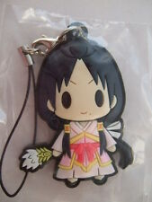 Hakuei Ren D4 Rubber Strap Key Chain Magi: The Labyrinth of Magic Kingdom EMPTY