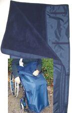 AKTION! Rollstuhldecke / Beindecke / Wickeldecke - Decke für Rollstuhl