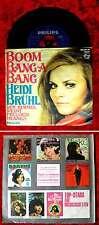 Single Heidi Brühl: Boom Bang-A-Bang (Philips 388 355 PF) D 1968