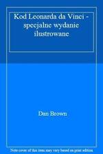 Dan Brown Fiction Books in Polish