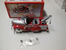 Crown Premium Snap On Pedal Car Tow Truck Bank Die Cast 1:6 Scale
