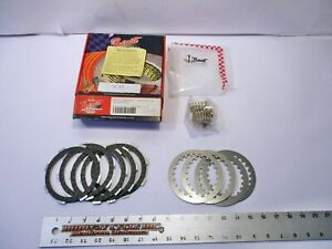HONDA CR80 NEW BARNETT CLUTCH PLATE & SPRING KIT 2012500 CR 80 85 CR80R CR85R lm
