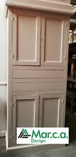 Cabinet White Color, For Various Uses CMS 80X40X170H
