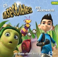 Insectibles - Folge 1 Der Mikron / Folge 2 Willow, die Mutige - CD Hörspiel NEU