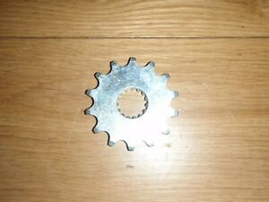 GENUINE KTM EXC SX XCW FRONT SPROCKET 14 TOOTH