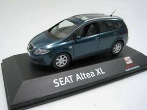 Seat Altea XL Azul Mar Blue - IXO FISCHER 1/43 cochesaescala