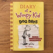 GUC! Dog Days  [Diary of a Wimpy Kid, Book 4], Jeff Kinney, Middle School Humor