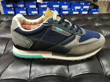Scarpe da uomo GAS GAM113915 3230 blu grigio sneakers sportiva passeggio shoes