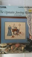 Lot of 6 Vintage Paula Vaughan Counted Cross Stitch Books/Booklets 1986-1989 EUC
