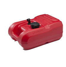 New 6 Gallon Outboard Boat Gas Tank, Portable Fuel, EPA CARB Certified, Ethanol